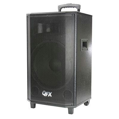 Btry Powered Bluetooth Pa Cabinet