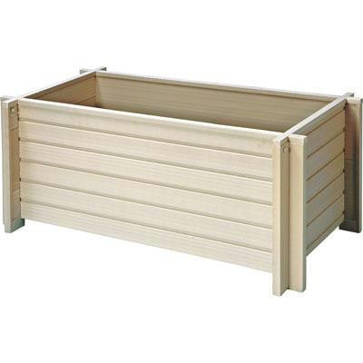 "Ecochoice 42"" Square Planter"
