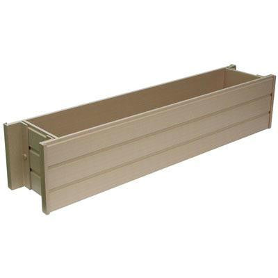 "Ecochoice 30"" Rect Window Box"