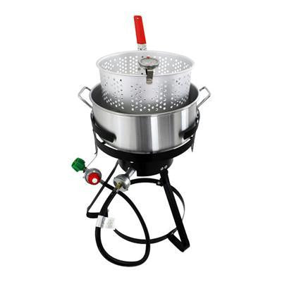 Fish Fryer 58000btu 10.5qt