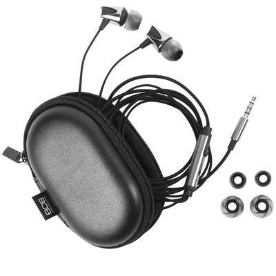 808 Eq Inear Earpods With Mic Blk