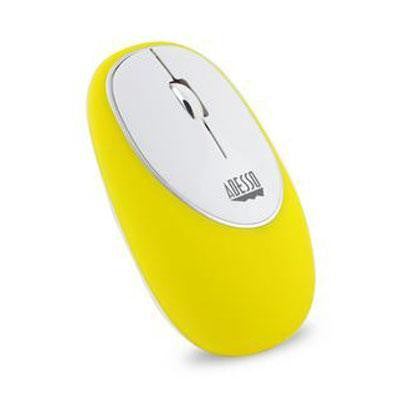 2.4ghz 3 Btn Gel Mouse Yellow