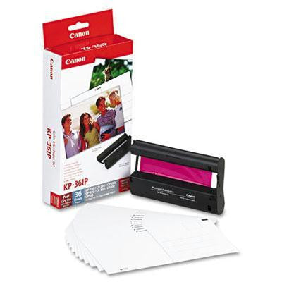 Color Ink-paper Set For Cp740