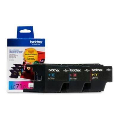 3 Pack Ink Cart