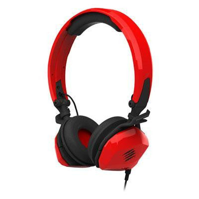 Freqm Wired Headset Red