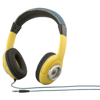 Minions Youth Ote Headphones