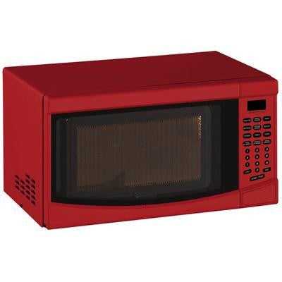 .7 Cuft Microwave Oven Red