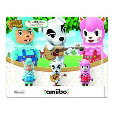 Amiibo Animal Xing Series 3pk