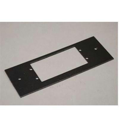 Wm Ofr Opening Deviceplate Blk