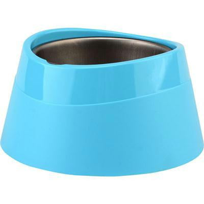 O2c Chill Pet Sngl Bowl Blu
