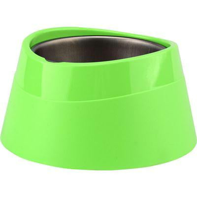 O2c Chill Pet Sngl Bowl Green