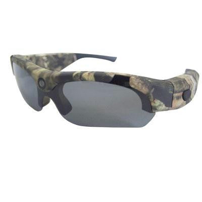 Bb HD Video Sunglasses Camo