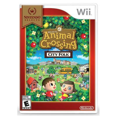 Animal Crossing City Folk Wii