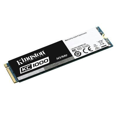 240gb Kc1000 Pcie Gen3 X 4