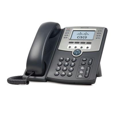 12 Line IP Phone With Display