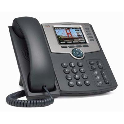 5 Line IP Phone With Color Dis