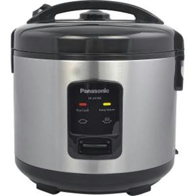 10c Rice Cooker Steamer Black