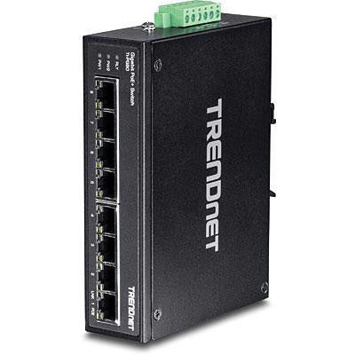 8pt Hi Gigabit Poeplus Switch