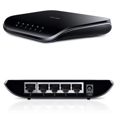5 Port Gigabit Switch