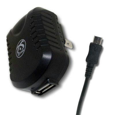 Usb AC Charger With Micro Conn