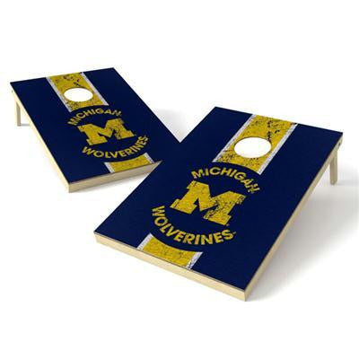 2x3 Shield Game Mich Wolverines
