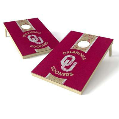 2x3 Shield Game Okla Sooners