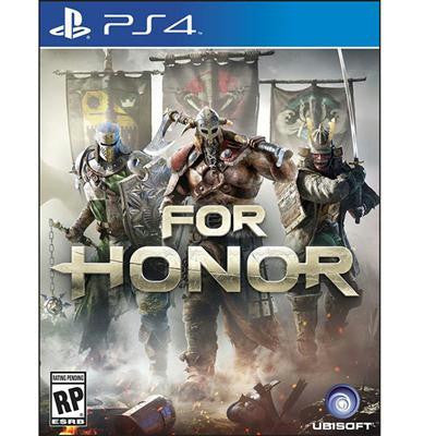 For Honor Day 1 Ps4