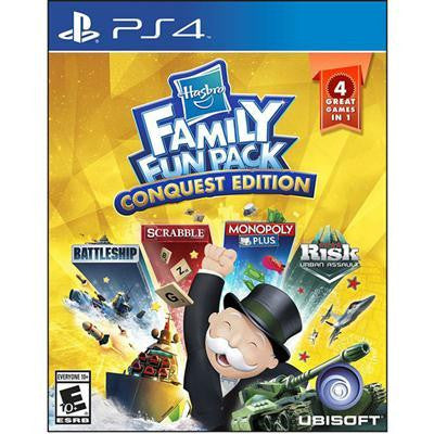 Hasbro Family Fun Pack Ce Ps4