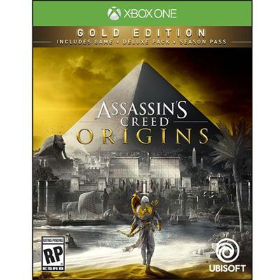Ac Origns Gold Steelbook Xbo