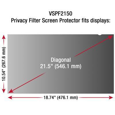 "21.5"" Privacy Filter Screen"