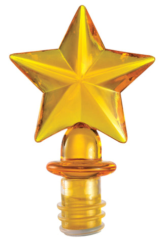 Star Wine Stopper For Every Wine Bottle in style