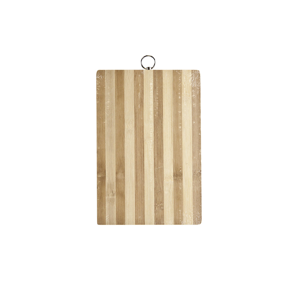 Bamboo Chopping Board, Rectangular Cutting Board - 30 cm