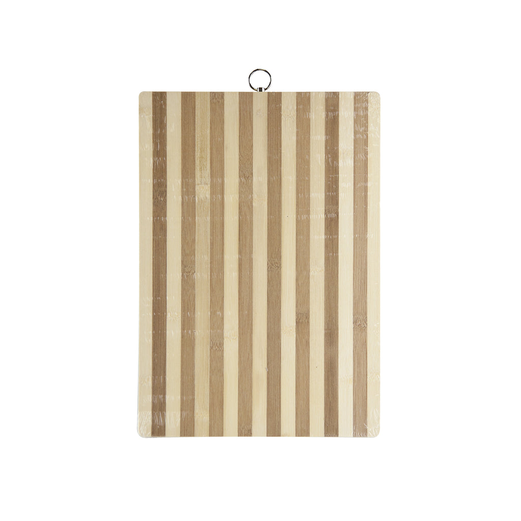 Bamboo Chopping Board, Rectangular Cutting Board - 45 cm