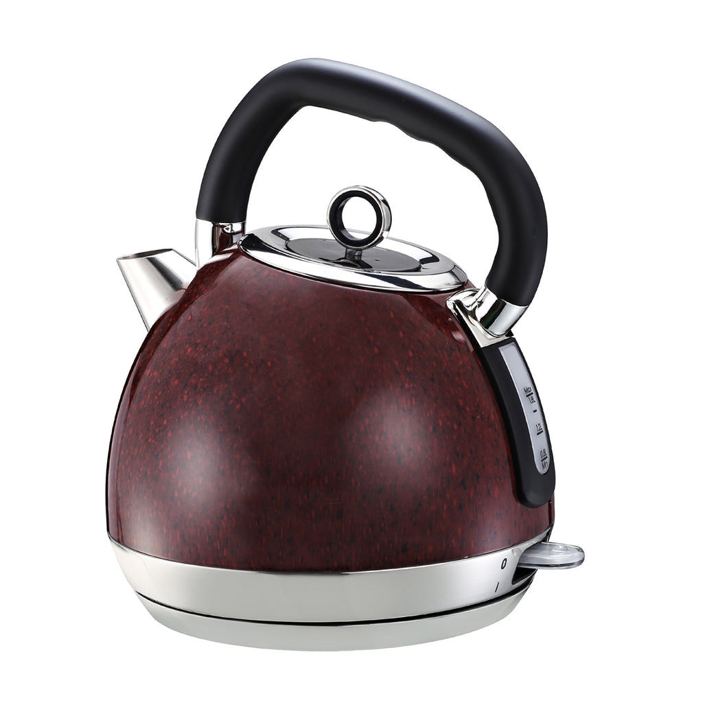 Sfera Cordless Electric Kettle, Fast Boil, 2200W 1.8L - Red