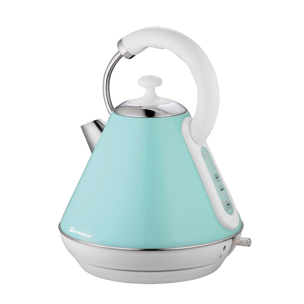 Kettles - Legacy Cordless Electric Kettle, Fast Boil, 2200W 1.8L - Mint Green