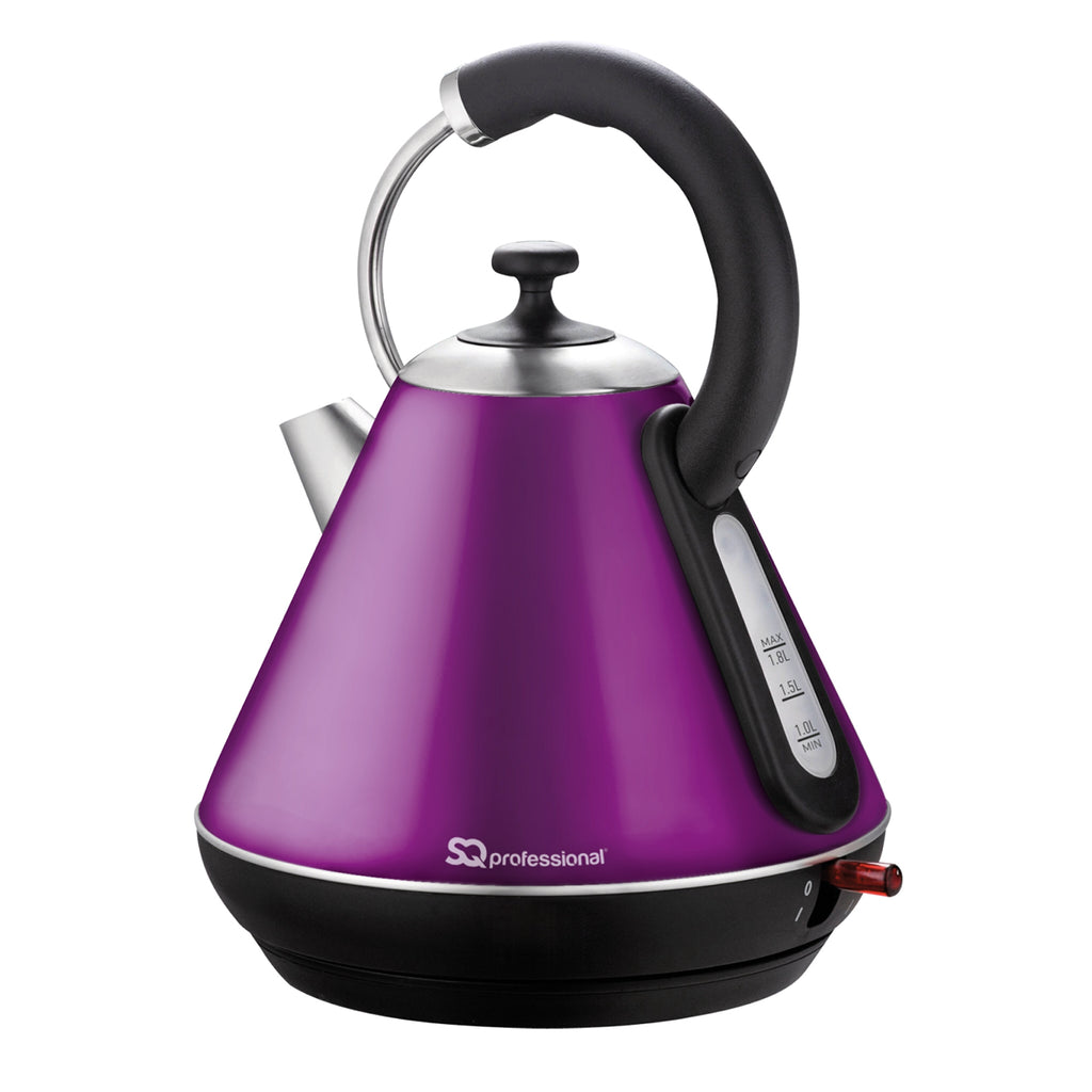 Legacy Cordless Electric Kettle, Fast Boil, 2200 W 1.8 L - Amethyst Purple