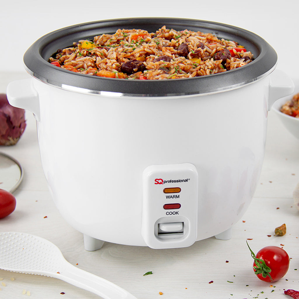 SQ Pro Electric Automatic Rice Cooker - 1.8 L
