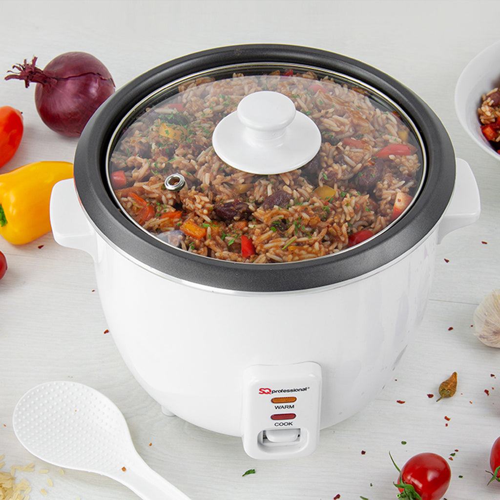 SQ Pro Electric Automatic Rice Cooker - 1.0 L