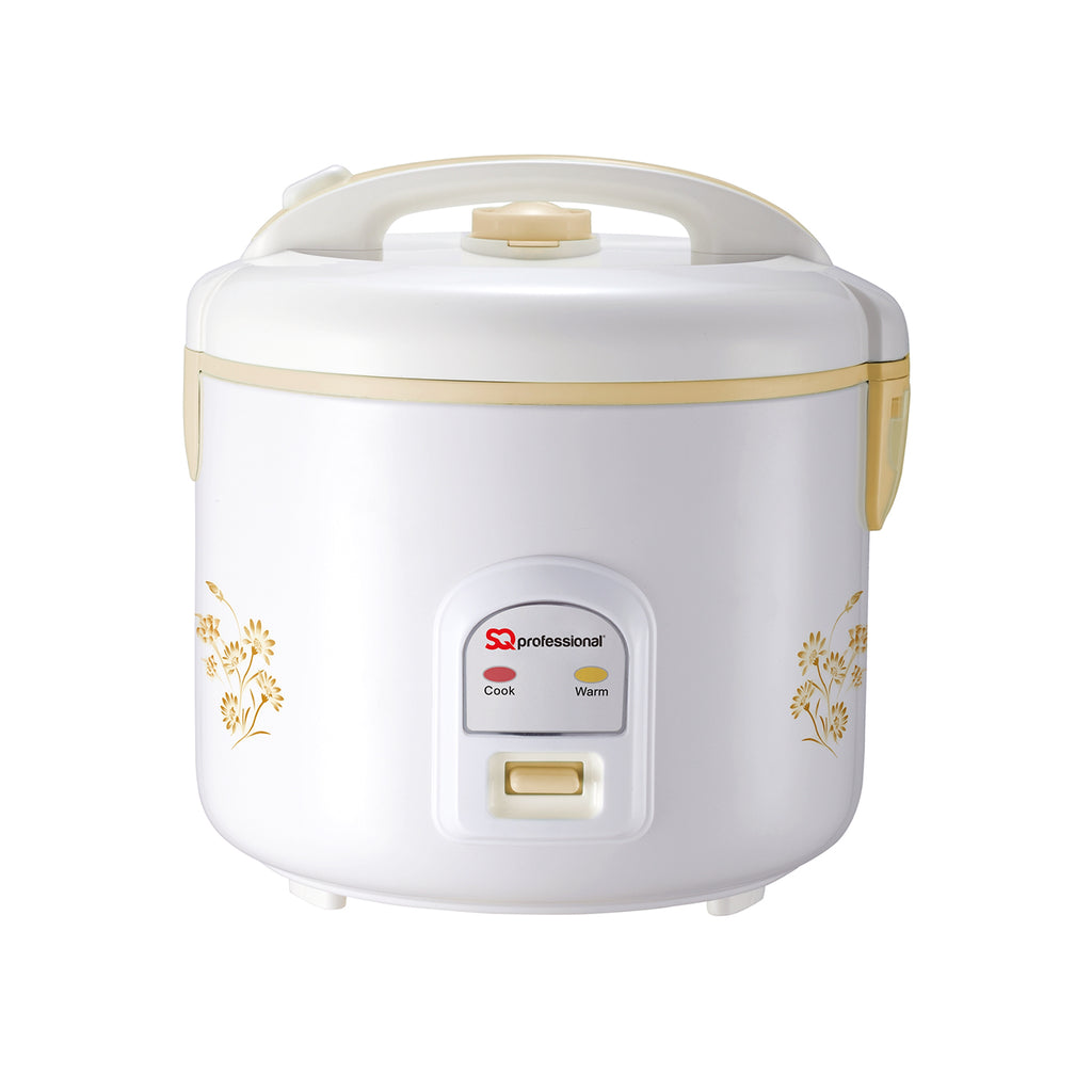 SQ Pro Deluxe Electric Rice Cooker & Steamer - 2.8 L