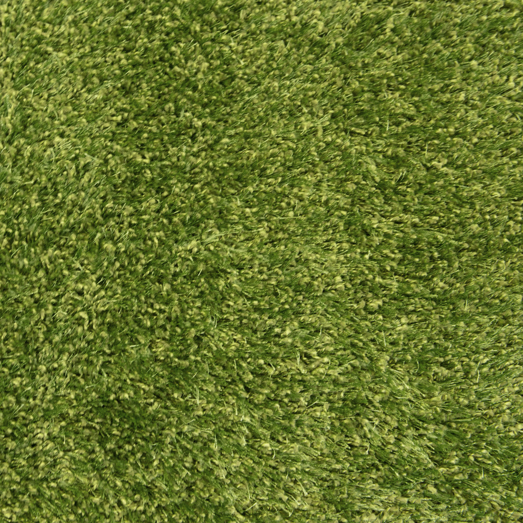 Field Green Polypropylene/Polyester Rug - 120 x 170cm, Pile Height 35mm