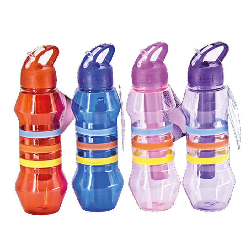 Travel Bottles & Accessories - Plastic Drinking Bottle Ice