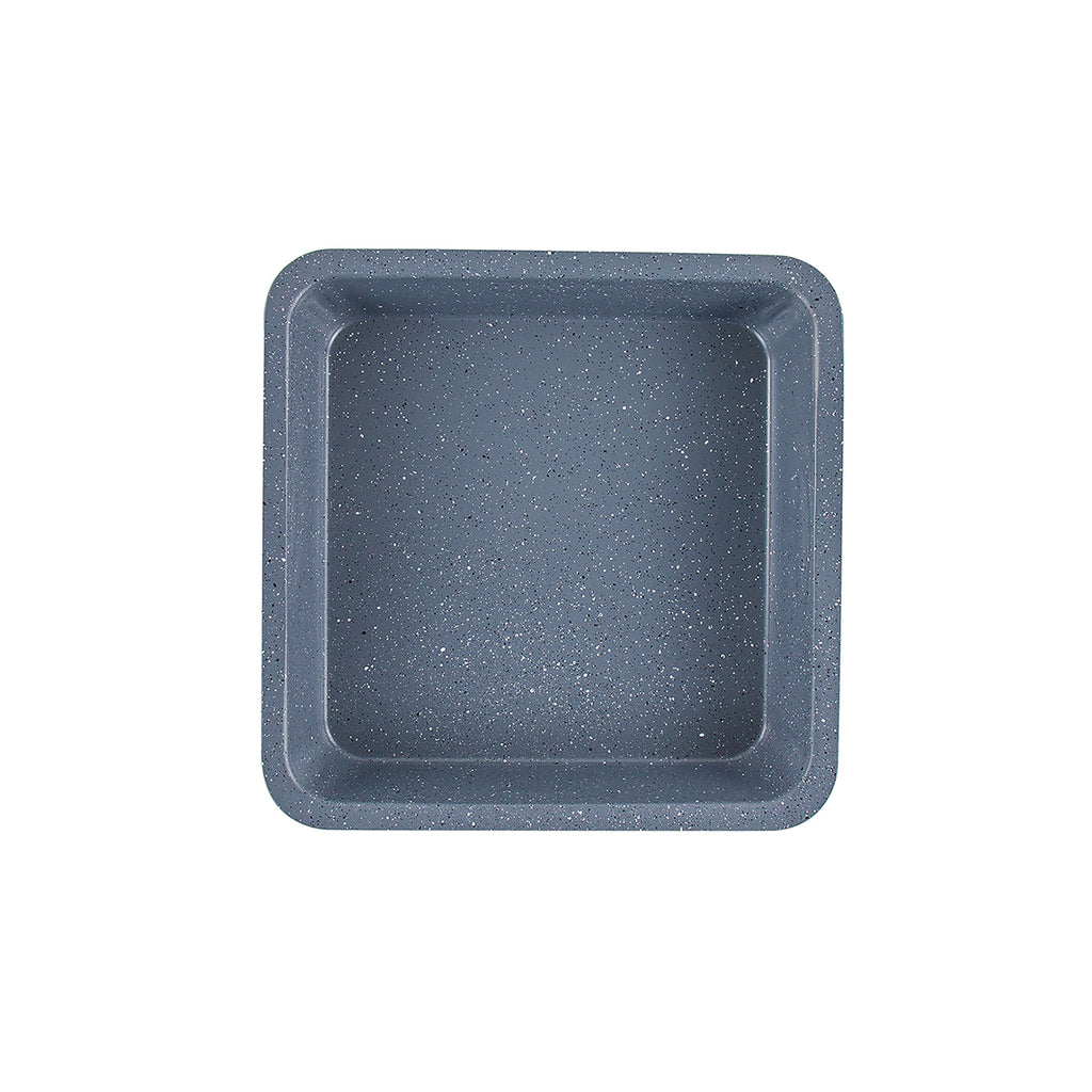 Non-stick Baking Tray, Square Roaster, 22 cm - Grey