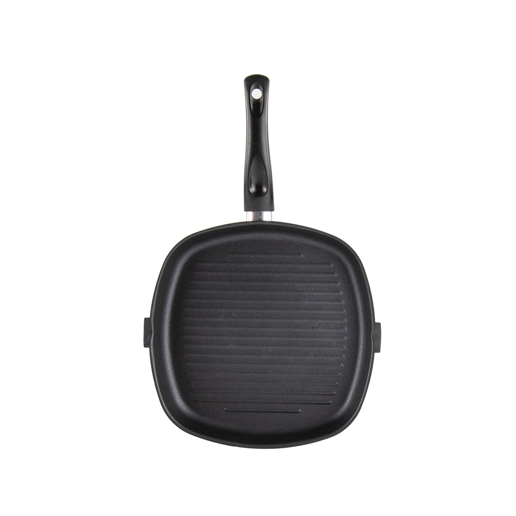 Ultimate Grill Pan Carbon Steel Non-Stick Induction - 24 cm