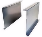 Undercounter Mount for HP-123, SP-103, CF-405, J-423 Series Cash Drawers