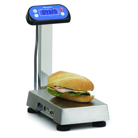6702U POS Bench Scale by Avery Brecknell