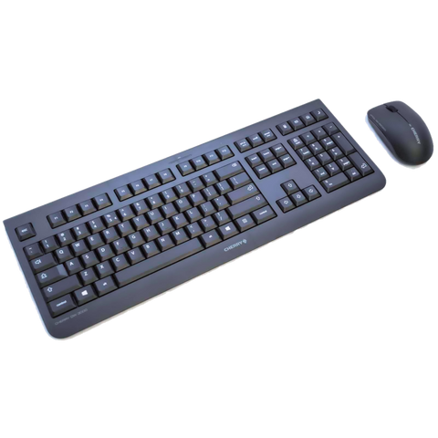 Cherry DW 3000 Wireless Keyboard and Mouse Bundle