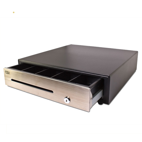 POS-X 18 x 18, Stainless Face ION Cash Drawer