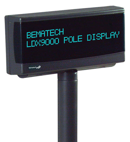 Bematech LDX9000UP-GY Pole Display