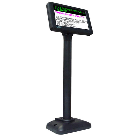 "Bematech 7"" LCD Pole Display"