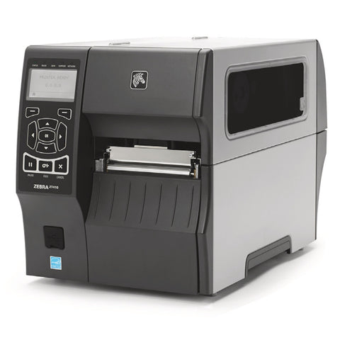 Zebra ZT410 Direct Thermal-Thermal Transfer Industrial Printer